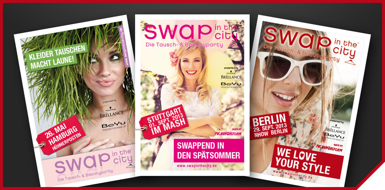 Swap in the City Flyer